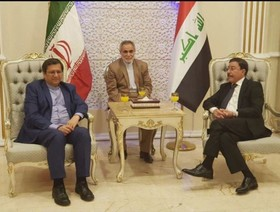 CBI's Governor Pays Visit to his Iraqi Counterpart