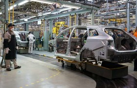 Russia Seeking to Sale and Assemble Avtovaz Cars in Iran