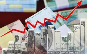 9.7percent decrease in exchange rate of dollar against Rial of Iran
